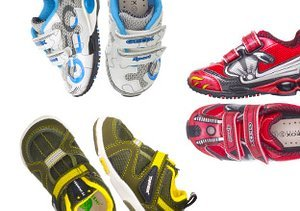 Sweet Feet: Toddler Sneakers