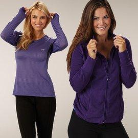 Get Moving: Women's Activewear
