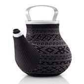 Eva Solo Serving My Big Tea teapot, gray