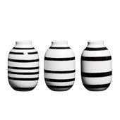 Omaggio Bolig, Miniature Vases, Set of 3
