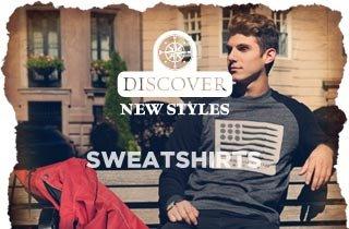 All New: Sweatshirts