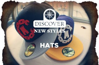 All New: Hats
