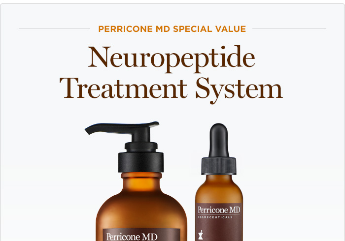 Perricone MD Special Value - Neuropeptide Treatment System