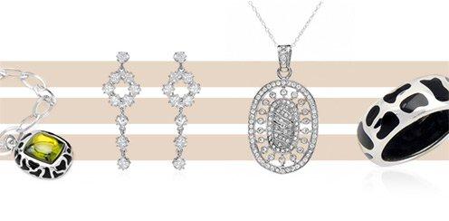 Silver Jewelry under $59