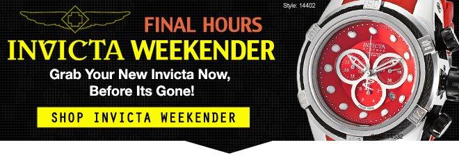 Invicta Weekender