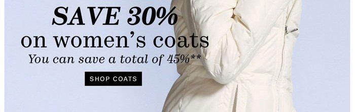 Shop Coats**