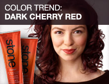 Color Trend: Dark Cherry Red