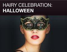 Hair Celebration: Halloween