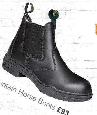 Mountain Horse Winter Stable Jodhpur Boots £93 (Earn 465 Rider Reward points)