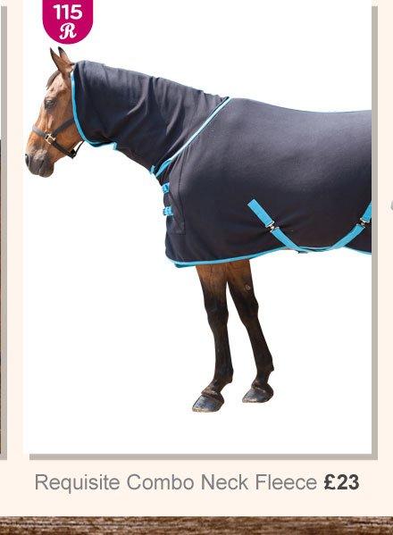 Requisite Combo Neck Fleece £23 (Earn 115 Rider Reward points)