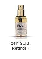 24K Gold Retinol