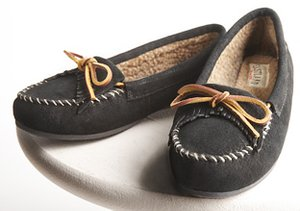 Trend: Fall Moccasins