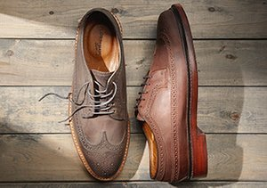 Style Staple: Wingtips & Brogues