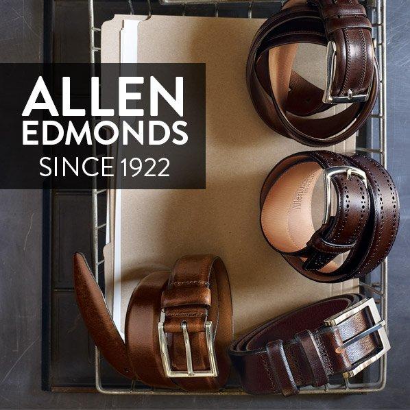 ALLEN EDMONDS - SINCE 1922