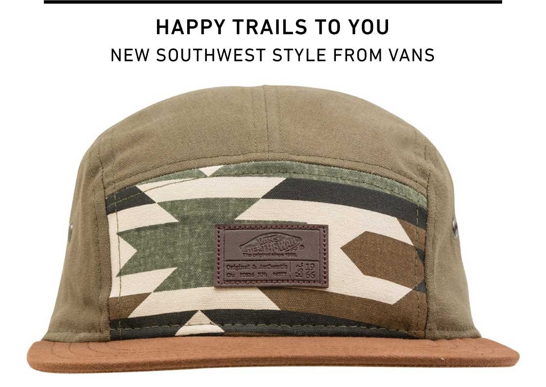 New from Vans