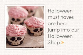 Halloween must haves are here! Jump into our Halloween Shop!
