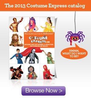 Costume Express Catalog