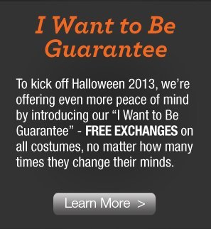 I Want To Be Guarantee