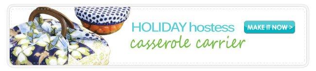 Hostess Casserole Carrier