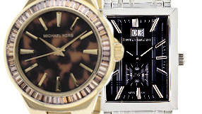 Our Best Designers Michael Kors, Burberry & Stuhrling Original