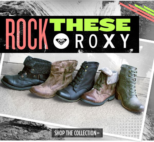Womens Roxy Collection at Journeys