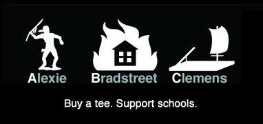 Buy a Tee, Support Schools.