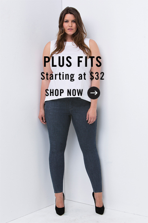 Plus fits stsrting at $32
