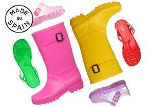 Made in Spain: igor Rain Boots & Jellies