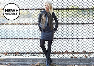 Members Only by Rebecca Eve: Leather Jackets