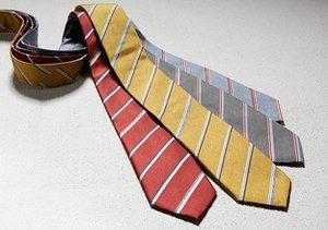 Decidedly Sharp: Moschino Ties