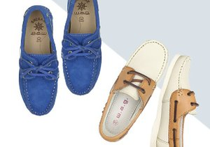Boat-Ready Shoes for Kids
