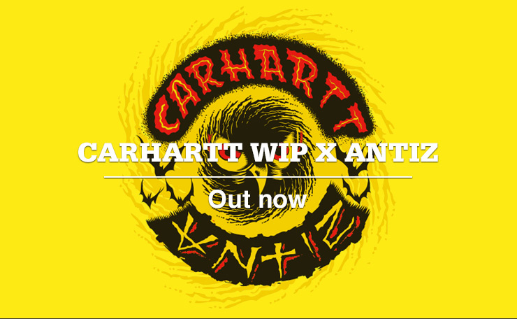 Carhartt WIP x Antiz