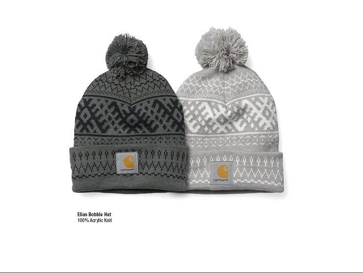 Elias Bobble Hat