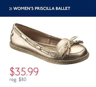 Priscilla Ballet