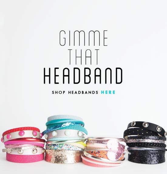 Shop the Headband Bar