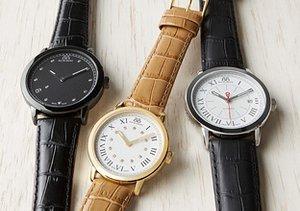 88 RUE DU RHONE: Watches