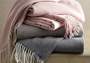 Cozy Throws for Chilly Nights