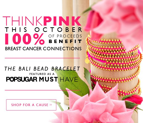 Think Pink - Breast Cancer Awareness