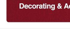 Decorating & Accessories