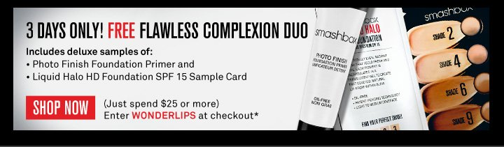 3 Days Only! Free Skin Duo