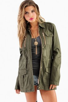 AT EASE ARMY JACKET 61