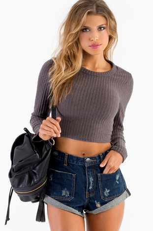MONICA CROP SWEATER 22