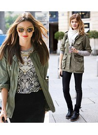 The Best Army Jackets Straight From Our Fashion Director