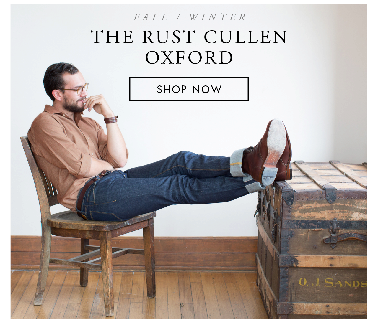 The Rust Cullen Oxford