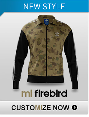 Customize the mi Firebird Track Top »