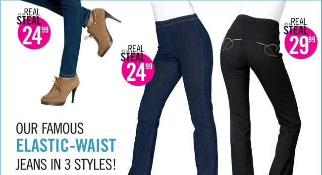 Denim Leggings starting at $24.99