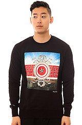The San Marino Sweatshirt in Caviar
