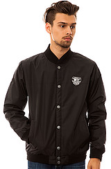 The Rally Jacket in Black