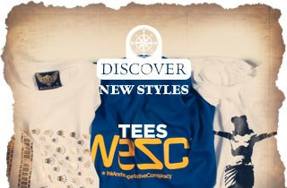 All New: Tees