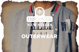 All New: Outerwear